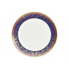 Тарелка плоская Royal Aurel Кобальт 1 шт, 25 см (арт. 620/1)