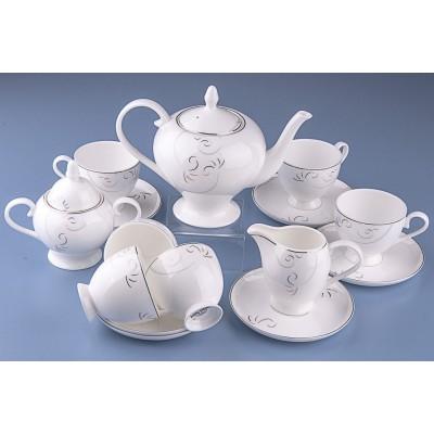 Чайный сервиз Royal Aurel Лоза арт. 108