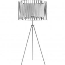 Настольная лампа Chloe TL1186T-01WH Toplight серый