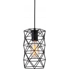 Светильник подвесной Marcia TL1175H-01BK Toplight черный