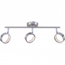 Спот Jacklyn TL1239Y-03SN Toplight LED 3*5W матовый никель
