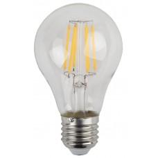 F-LED A60-11W-827-E27 ЭРА (филамент, груша, 11Вт, тепл, Е27) (10/100/1200)
