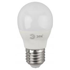 ECO LED P45-10W-827-E27 ЭРА (диод, шар, 10Вт, тепл, E27) (10/100/2800)