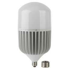 LED POWER T160-100W-4000-E27/E40 ЭРА (диод, колокол, 100Вт, нейтр, E27/E40) (6/72)
