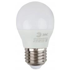 ECO LED P45-6W-840-E27 ЭРА (диод, шар, 6Вт, нейтр, E27) (10/100/3000)