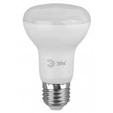 LED R63-8W-827-E27 ЭРА (диод, рефлектор, 8Вт, тепл, E27) (10/100/1200)