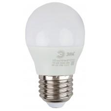 ECO LED P45-6W-840-E27 ЭРА (диод, шар, 6Вт, нейтр, E27) (10/100/3600)