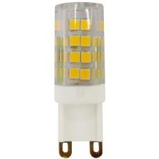 LED JCD-3,5W-CER-840-G9 ЭРА (диод, капсула, 3,5Вт, нейтр, G9) (100/1000/30000)