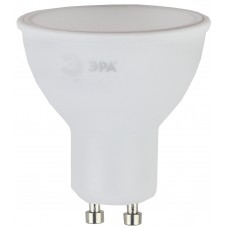 LED MR16-6W-827-GU10 ЭРА (диод, софит, 6Вт, тепл, GU10) (10/100/4000)