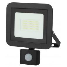 LPR-041-2-65K-050 ЭРА Прожектор светодиодный уличный 50Вт 4000Лм 6500К датчик регулир (20/480)