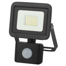 LPR-041-2-65K-020 ЭРА Прожектор светодиодный уличный 20Вт 1600Лм 6500К датчик регулир (50/800)