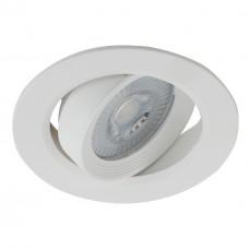 KL LED 21A-5 4K BK Светильник ЭРА светодиодный квадратный поворотный LED SMD 5W 4000K черный