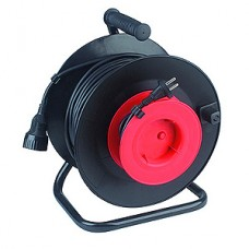 RP-1-2x0.75-30m ЭРА пласт. катушка без заземл. 30м 1гн  2х0.75мм2 (2/48)