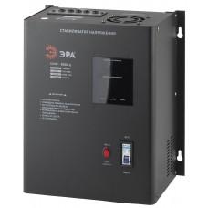 СННТ-8000-Ц ЭРА Стабилизатор напряжения настенный, ц.д., 140-260В/220/В, 8000ВА (20)