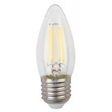 F-LED B35-5W-840-E27 ЭРА (филамент, свеча, 5Вт, нейтр, E27) (10/100/2800)
