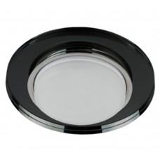 DK80 BK Светильник ЭРА под лампу Gx53, 220V,13W, черный (30/1320)