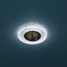 DK LD1 BL Светильник ЭРА декор cо светодиодной подсветкой, голубой (50/1750)