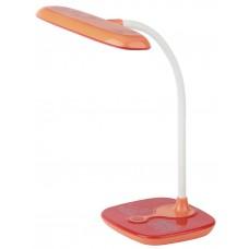 ЭРА NLED-432-6W-OR оранжевый наст.светильник (16/96)