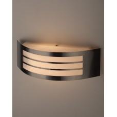 WL20 Светильник ЭРА Декоративная подсветка E27 MAX40W IP44 хром/белый (20/240)