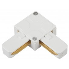 ЭРА Коннектор TR7-C 2W LWH (100/13200)