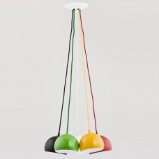 Подвесная люстра Alfa Rewia 60160 разноцветный