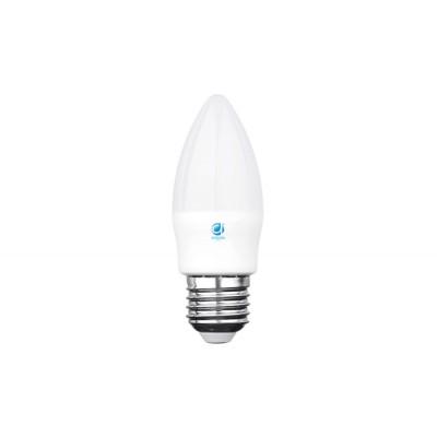 Светодиодная лампа LED C37-PR 6W E27 4200K (60W)