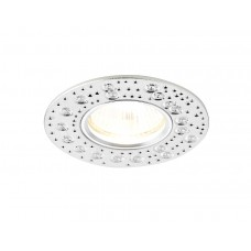 Встраиваемый потолочный точечный светильник A801 AL алюминий MR16