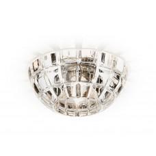 Встраиваемый точечный светильник D4180 Big CL/CH хром/прозрачный G9