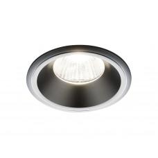 Встраиваемый потолочный точечный светильник A901 SL серебро