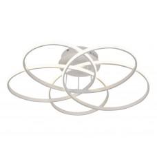 Потолочный светодиодный светильник FL421/5 WH белый 95W 4200K 660*660*180 (Без ПДУ)