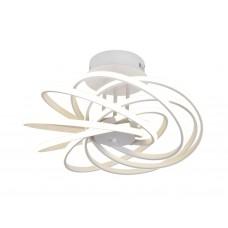 Потолочный светодиодный светильник FL441/7 WH белый 140W 4200K 550*550*260 (Без ПДУ)