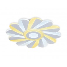 Потолочный светодиодный светильник с пультом FA850 WH белый 70W D500*45 (ПДУ РАДИО 2.4)