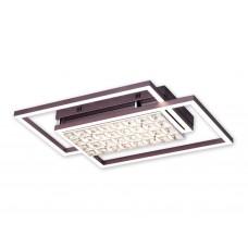 Потолочный светодиодный светильник с пультом FA114 CF кофе 90W 630*430*110 (ПДУ РАДИО 2.4)