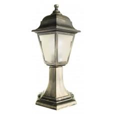 Фонарь уличный Arte Lamp A1117FN-1BR черное золото