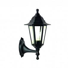 Бра уличное Arte Lamp A1211AL-1BK черный
