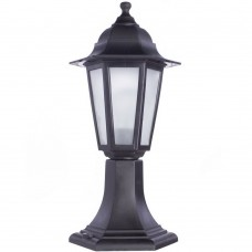 Фонарь уличный Arte Lamp A1216FN-1BK черный