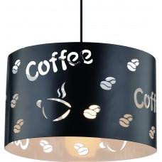 Подвесной светильник Arte Lamp A1233SP-1BK черный