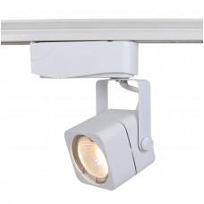 Светильник спот Arte Lamp A1314PL-1WH белый GU10