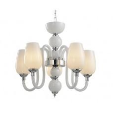 Подвесная люстра Arte Lamp A1404LM-5WH Lavinia