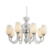 Подвесная люстра Arte Lamp A1404LM-8WH Lavinia