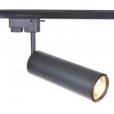 Трековый светодиодный светильник Arte Lamp A1412PL-1BK Track Lights 12W 4000K