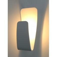 Настенный светодиодный светильник Arte Lamp A1418AP-1WH белый 5 Вт 3000K