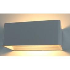 Светильник настенный светодиодный Arte Lamp A1422AP-1WH белый 9 Вт 3000K