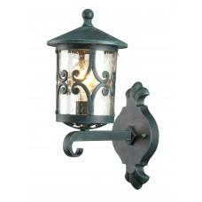 Бра уличное Arte Lamp A1451AL-1BG старая медь