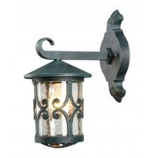Бра уличное Arte Lamp A1452AL-1BG старая медь