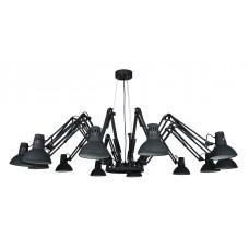 Люстра лофт Arte Lamp A2043SP-12BK черный