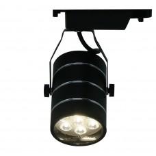 Светильник светодиодный трековый Arte Lamp A2707PL-1BK черный 7 Вт 4000K
