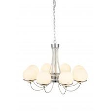 Люстра подвесная Arte Lamp A2990LM-8CC хром