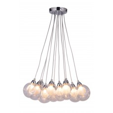 Люстра подвесная Arte Lamp A3025SP-11CC хром