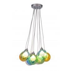 Люстра подвесная Arte Lamp A3026SP-9CC хром
